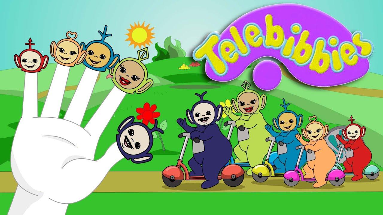 TELEBABIES Finger Family | Happy Kids Song - YouTube