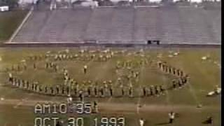 Belmont High School Marching Band 1993 Summertime & Hey Jude