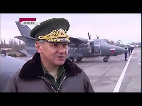 Министр обороны РФ Сергей Шойгу о внезапных проверках