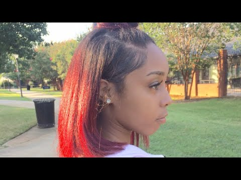 how-to:-dye-hair-red-without-bleach-|-l'oréal-hicolor