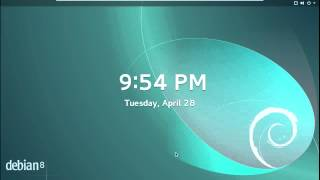 By Request Debian 8 Quick Look, Super Stable Linux