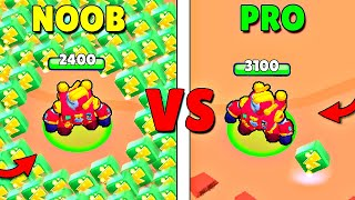 INSANE NOOB VS PRO! Brawl Stars Funny Moments & Fails & Glitches #191