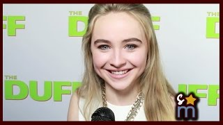 Sabrina Carpenter Talks GIRL MEETS WORLD/BMW Reunion, FURTHER ADVENTURES IN BABYSITTING