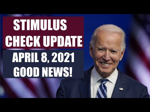 Download $1400 THIRD STIMULUS CHECK UPDATE | APRIL 8 UPDATE FOR 3RD AND FOURTH STIMULUS CHECK (SSI, SSDI)