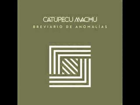 Catupecu Machu ft Lisandro Aristimuño - Para vestirte hoy (Breviario de Anomalias)