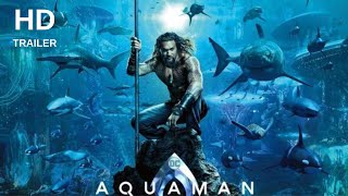 Trailer AQUAMAN Estendido LEGENDADO [2018]