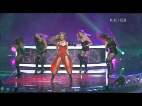 Free download Mp3 lagu Havana Brown - We Run The Night, LIVE ABU TV Song Festival 2012 (Australia) terbaik