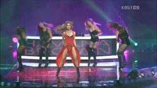Havana Brown - We Run The Night, LIVE ABU TV Song Festival 2012 (Australia)