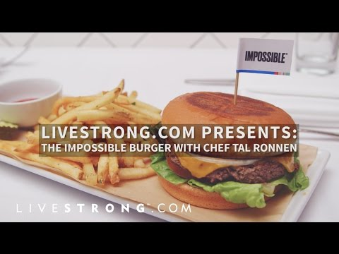The Impossible Burger With Chef Tal Ronnen