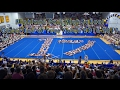 Highland Park High School Cheer End of Year Video 2016-2017