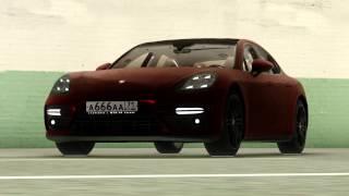 MTA CCDplanet: Porsche Panamera Turbo (by Nismo)