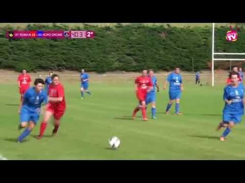 FOOTBALL -  Finale Coupe Camou Wolf St Romain de Surieu contre Nord Drôme