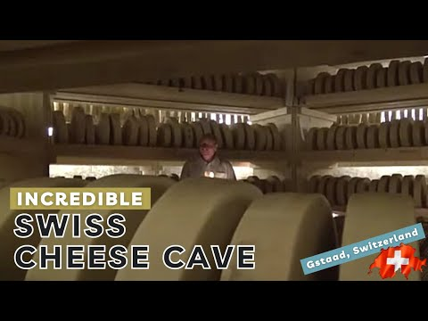 Swiss Cheese Cave