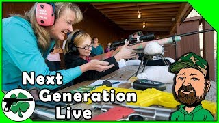 Best Overall Youth Firearm Bracket - Next Generation LIVE