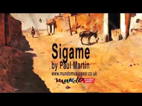 Mundo Music Sessions -Sigame- by Paul Martin