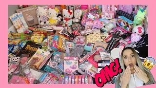 BIGGEST PO BOX HAUL EVER! (April 2016)