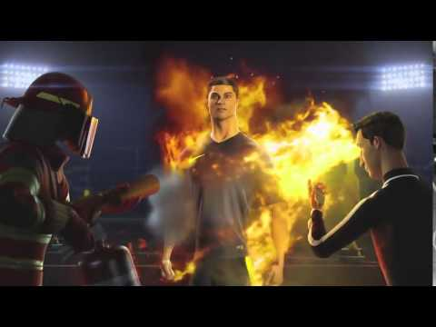 Nike Football Fast starring Cristiano Ronaldo YouTube