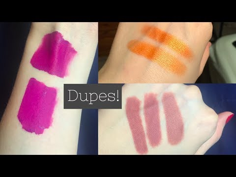 6 Cheap Dupes for High-End Products | Too Much Tash