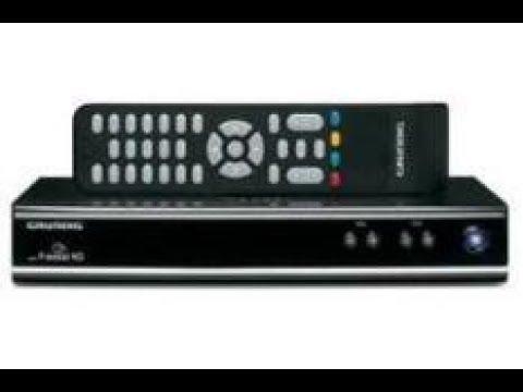 My Grundig GUFSAT01HD Freesat HD Digital Satellite Receiver Review