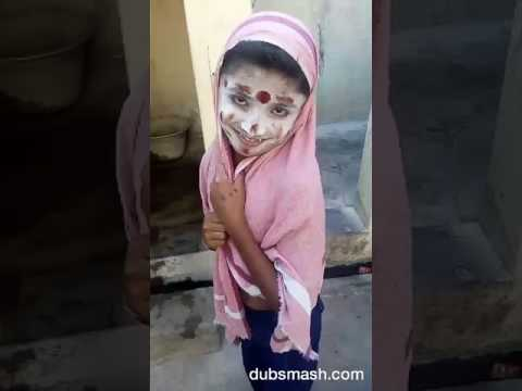 Dubsmash in tamil kanchana