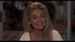"Dyan Cannon at the Card Table, from ""Doctors"