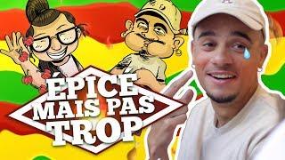 Interview Épicé Mais Pas Trop, on a fait vomir Mister V !