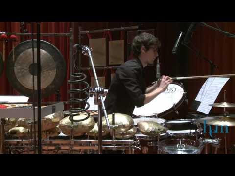 Oeuvre pour percussion de Kenji Sakai par Arthur Bonzon