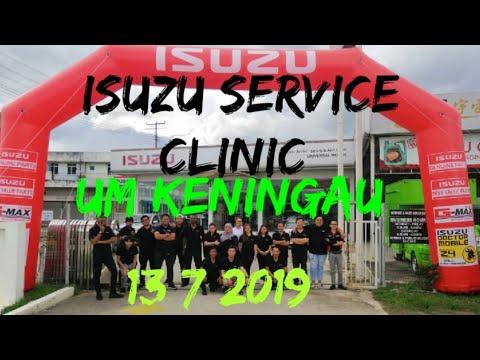 Isuzu Service Clinic Um.keningau