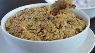 Dindugal Thalappakatti | Chicken Biryani recipe |