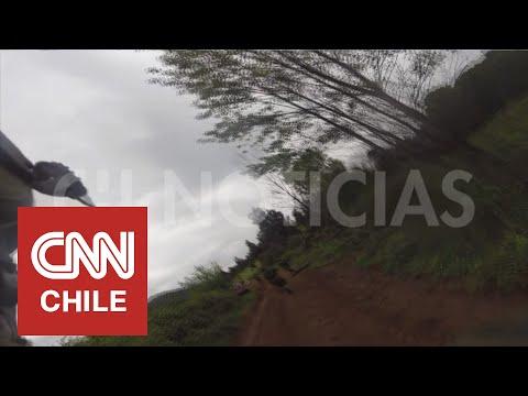 COMPLETO: Revelan video del momento exacto en que Carabineros dispara a Catrillanca