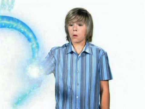 Disney Channel Russia - Dylan Sprouse - You