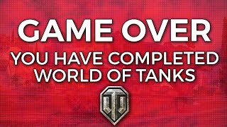 Saw End Credits After Winning With The Worst Tier 10 Tank | World of Tanks IS-4