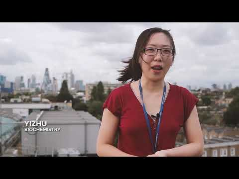 Queen Mary: Meet our PhD students