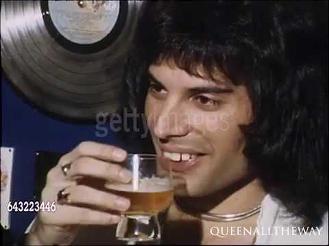 Queen  w Donnie Sutherland 1976 - RARE 6-minute cut Incomplete Colors Corrected