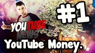 YouTube Nieuws! - Hoeveel verdienen YouTubers?