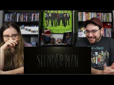 Slender Man - Official Trailer 2 Reaction / Review