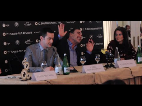 SNOWDEN -Joseph Gordon-Levitt, Oliver Stone (Zurich Film Festival 2016) COMPLETE PRESS CONFERENCE