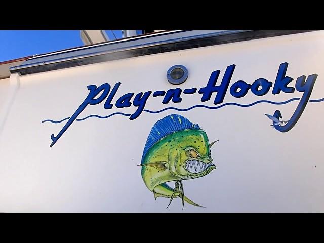 Play'n Hook'y 11/09/17