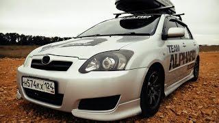 Team Alphard Russia: Обзор автомобиля Toyota Corolla Runx!