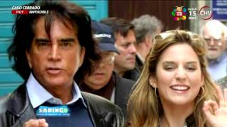JOSE LUIS RODRIGUEZ;BIOGRAFIA EN PROGRAMA SABINGO 07/febrero...