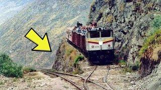 ये रेलवे ट्रैक्स कमज़ोर दिल वालों के लिए बिलकुल भी नहीं हैं! भूल कर भी मत जाना