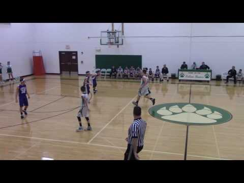 7th Grade Basketball  Margaretta vs Vermillion 2 6 17