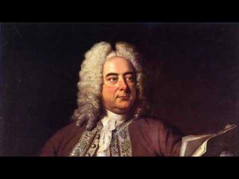 Handel Dixit Dominus - hwv 232