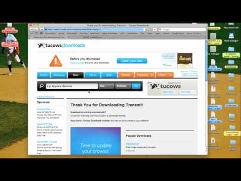 HTML: Downloading An Ftp Client