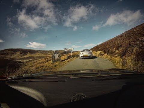 South Wales MG 2014 Hellfire Pass trip.
