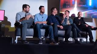 Transference Ubisoft Panel At E3 2018 (Spectrevision and Elijah Wood)