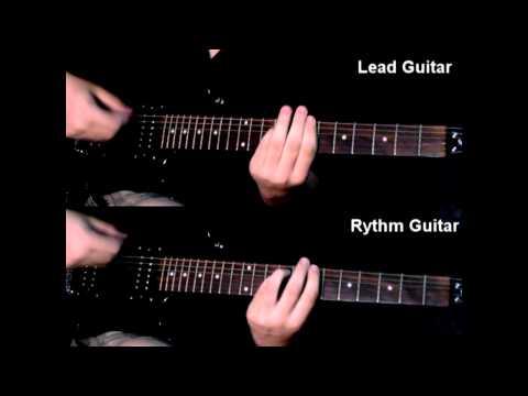 Jonathan Bueno  Decoy  Paramore  Guitar   Stereo HD