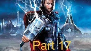 Thor God of Thunder (Wii) Walkthrough 17