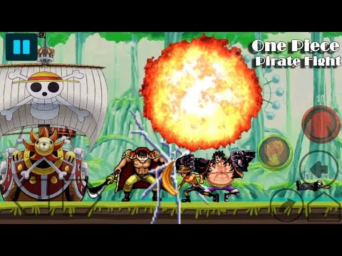 One Piece : Pirate Fight ( EN ) Anime Mobile Game Free