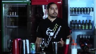 NA NOITE iTV #7 - Fabrício Blackout Bartenders - Barman Profissional